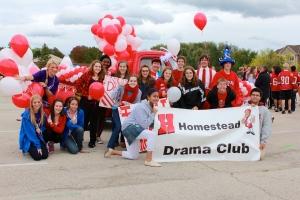 2012-2013 Drama Club