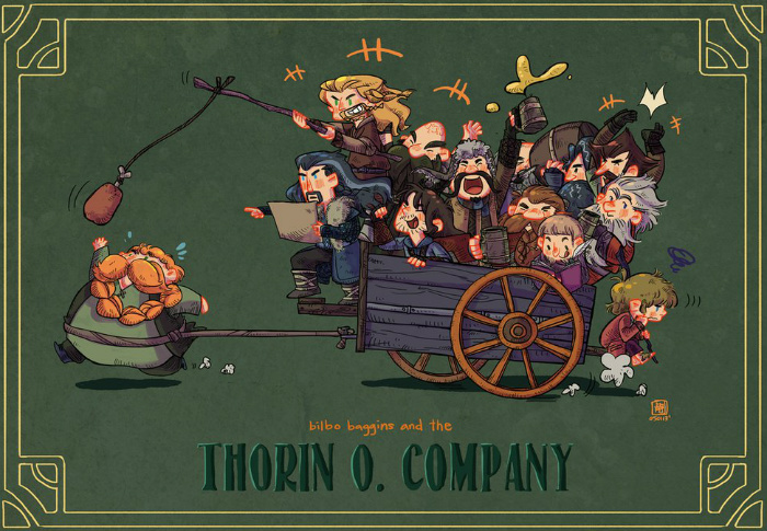 the-hobbit-art