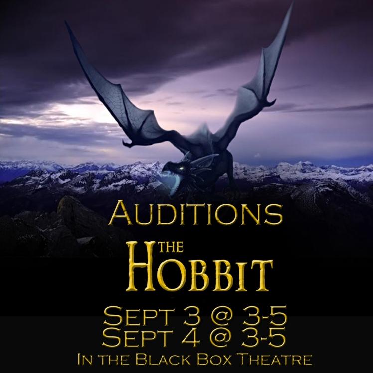 hobbit Auditions