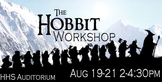 The-Hobbit Workshop