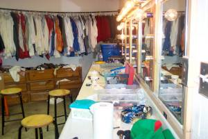 The Boy's Dressing Room in 2003