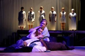 """Grace Bobber as Julie in """"Carousel"""""""
