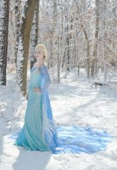 "Elsa from ""Frozen"" is our inspiration for the character Katisha."