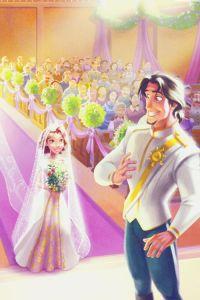 Nanki-poo and Yum-Yum's wedding