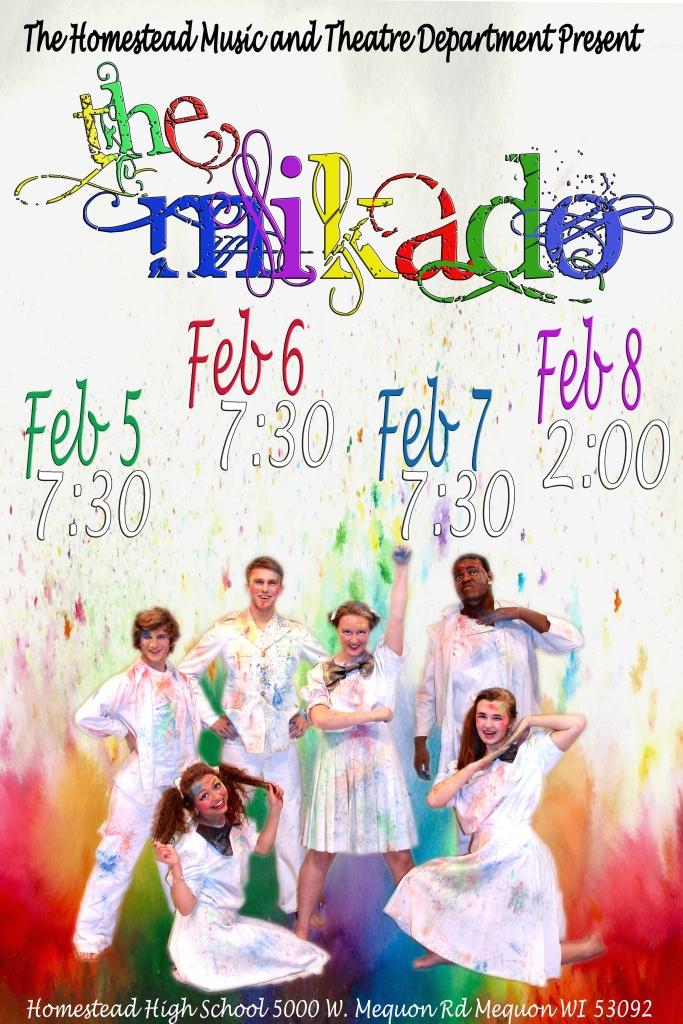 The Mikado Poster 3