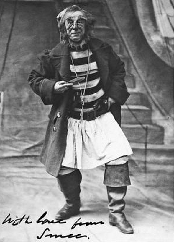 George Shelton (Smee)