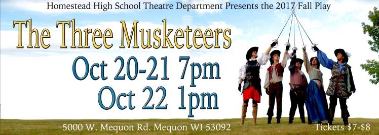 Musketeers Banner6