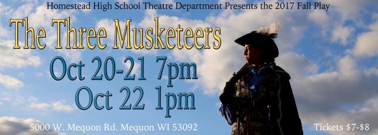 Musketeers Banner8